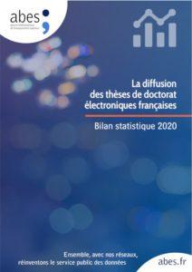 La diffusion des thèses électroniques en France: bilan statistique 2020