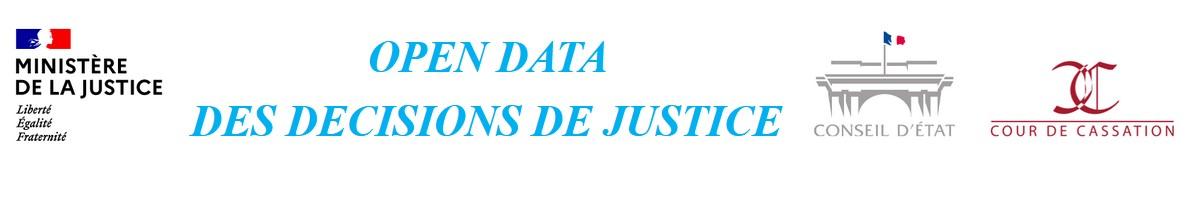 Enquête sur l'open data des décisions de justice